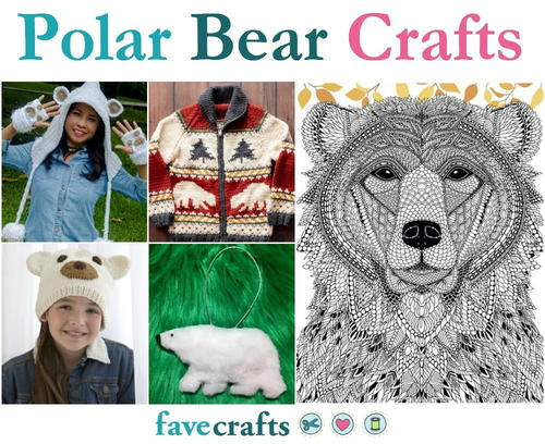 12 Polar Bear Crafts