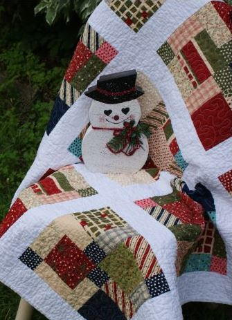 Christmas Table Runner Tutorial Favequilts Com