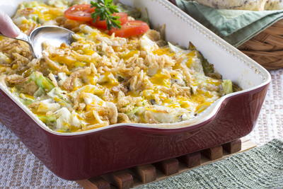 Holiday Cabbage Casserole