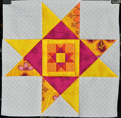 Ohio Star Quilt Block Tutorial Favequilts Com