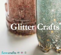 Glitter Crafts: 14 of the Most Stunningly Beautiful Ideas