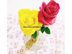 Thai Clay Rose