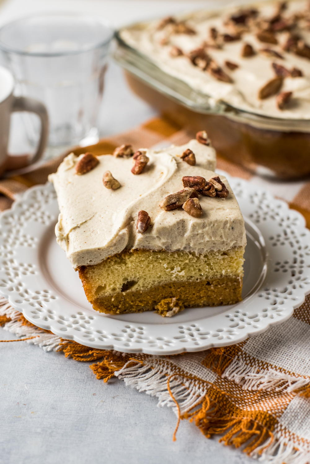 Pumpkin Magic Cake Recipelion Com