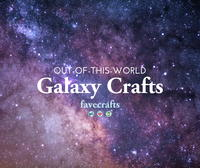 22 Galaxy Crafts for Adults That Are Out-of-This-World