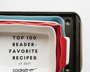 Your Top 100 Favorite Cookbook Recipes