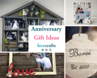 21 Cute DIY Anniversary Gifts for Him or Her