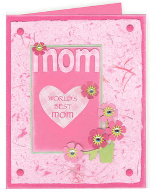 World's Greatest Mom Card