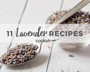 11 Lavender Recipes