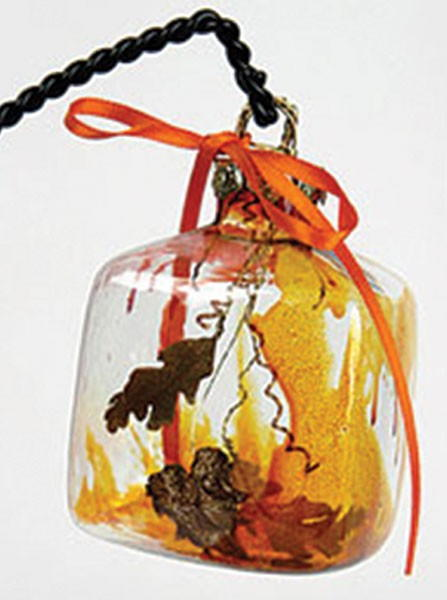 Fall Leaf Ornament