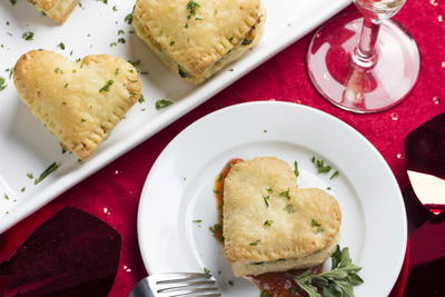 Hearty Ricotta Puffs