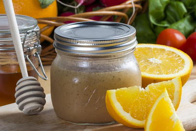 Orange Honey Dressing