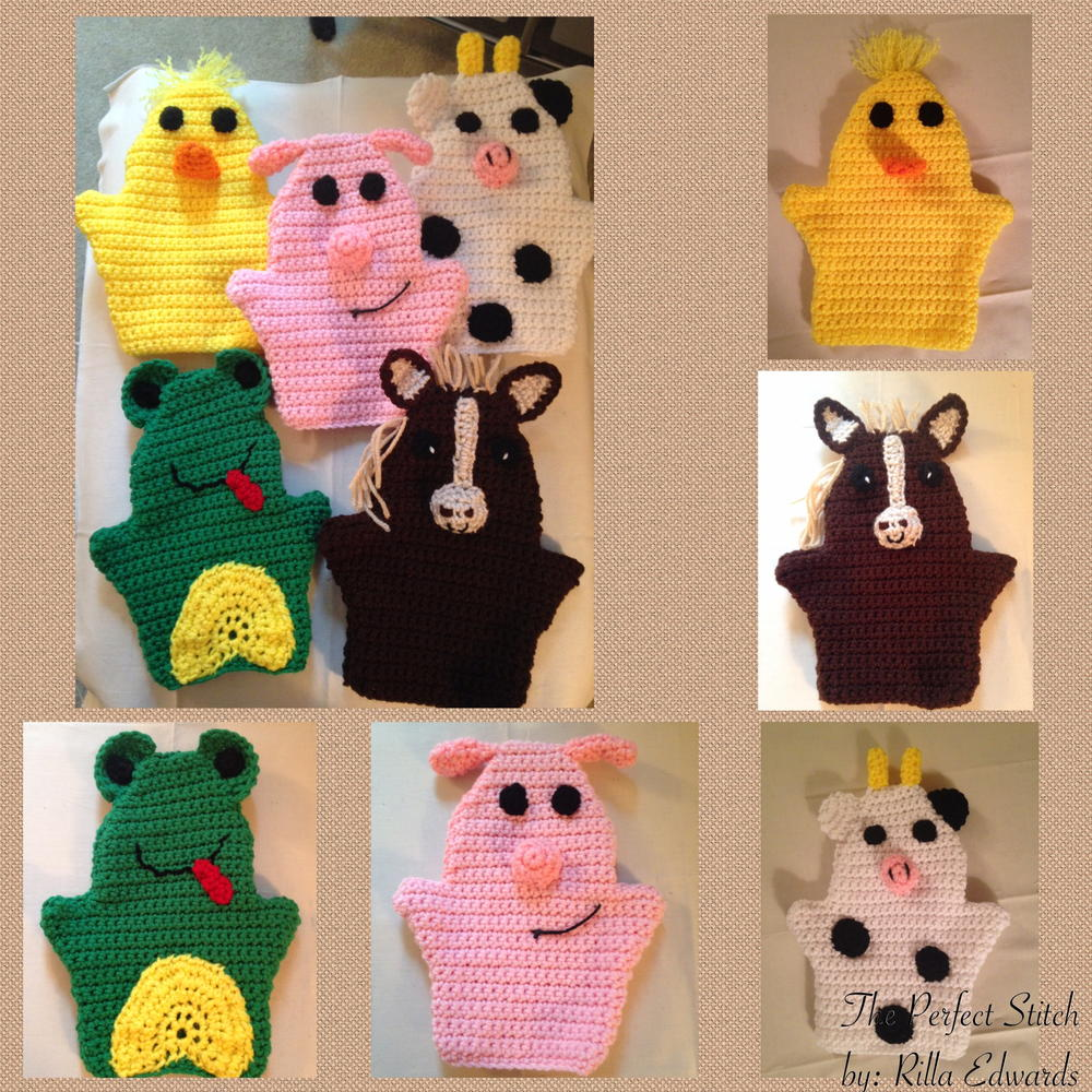 free farm animals crochet patterns Archives ⋆ Crochet Kingdom (10 ... | 1000x1000