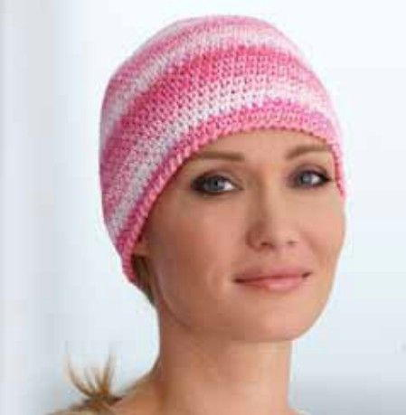 A Chemo Cap to Crochet