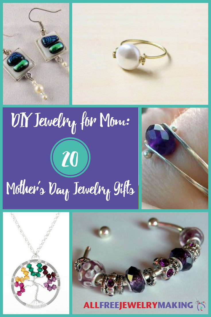 Mother's Day Silver  Bracelet Gift For Mama  Handmade