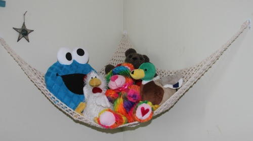 Toy Storage Hammock Allfreecrochetcom