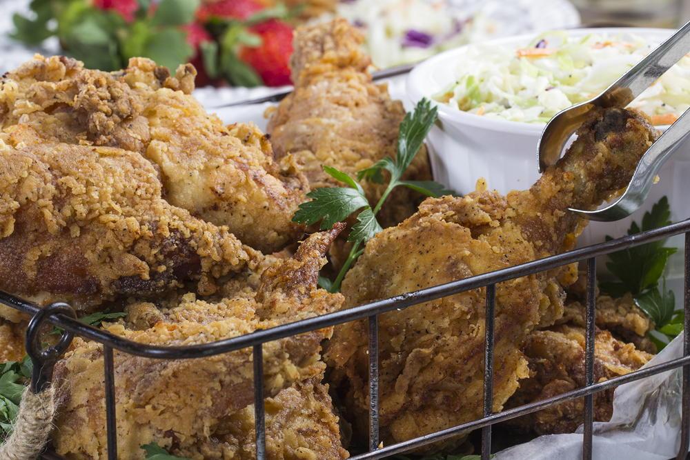 Extra Crispy Fried Chicken Recipe Mrfood