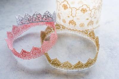 Daintiest and Most Elegant DIY Princess Crown