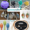 19 Spoon Crafts: Wooden, Plastic, Metal, and More