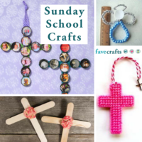 17 Kids Sunday School Crafts