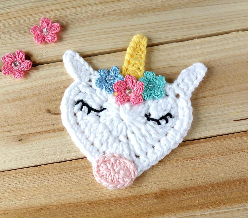 Crochet plush unicorn free pattern   Amiguroom Toys   881x1000