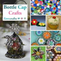 27 Bottle Cap Crafts