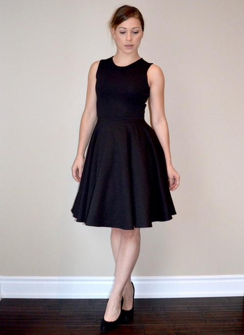 Perfect Little Black Dress Pattern  44879031c