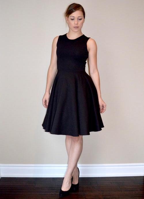 Perfect Little Black Dress Pattern  2b0a58a3d