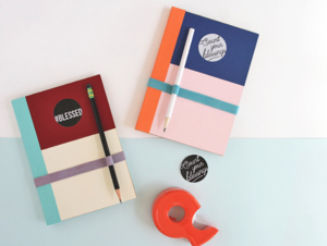 DIY Decoupage Notebook Tutorial