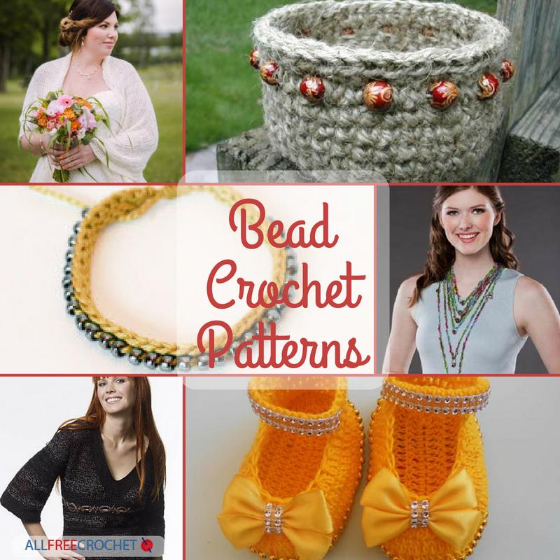 45f5f238c Crochet with Beads  44 Bead Crochet Patterns