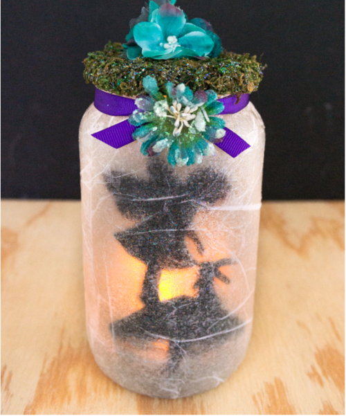 Magical DIY Fairy Jar Night Light