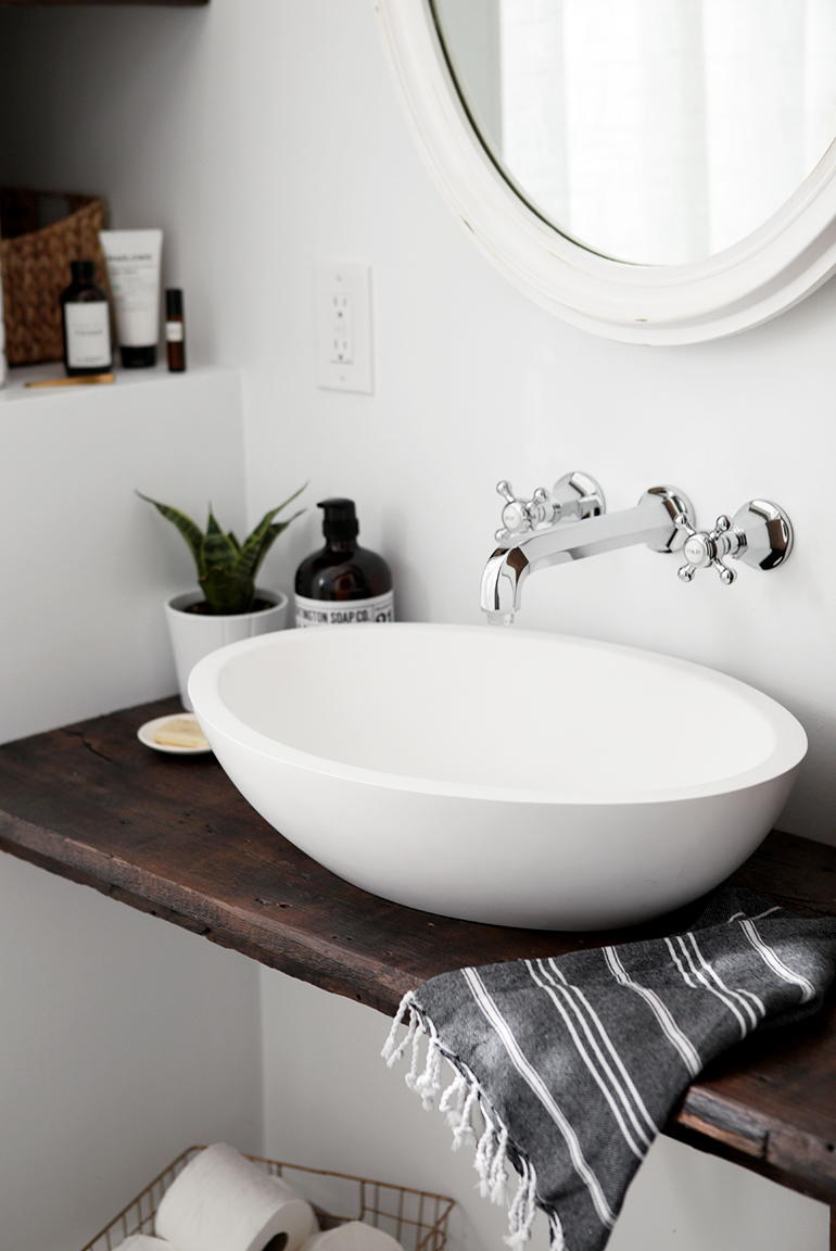 Diy Floating Bathroom Vanity Diyideacenter Com