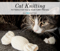 Cat Knitting: 15 Patterns for You and Your Feline