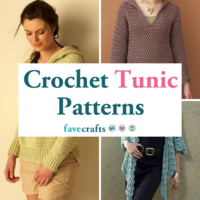 11 Crochet Tunic Patterns