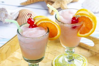 The Best Frozen Whiskey Sour Ever