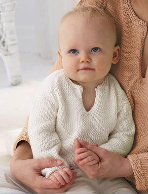 Pullover Sweater for Baby