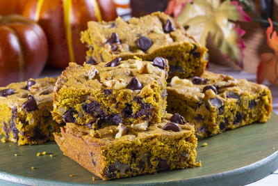 Pumpkin Patch Squares
