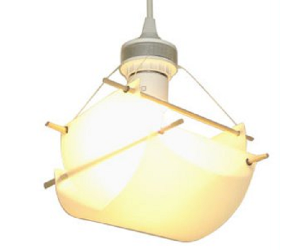 Plastic Jug Light Fixture