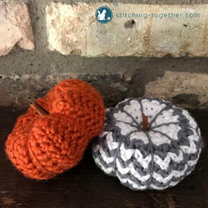 Country Crochet Pumpkins