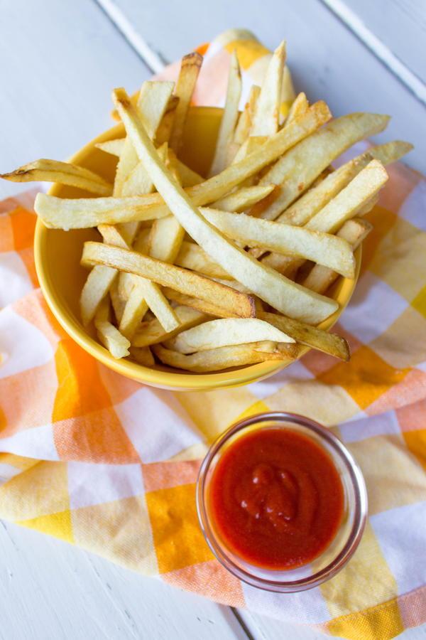 Les Halles Fries
