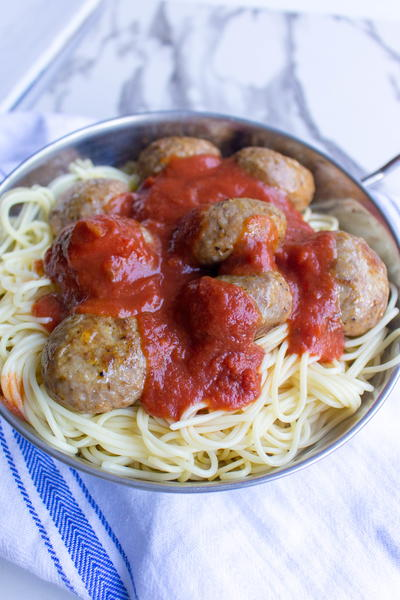 The Best Meatballs from Florentine Gardens