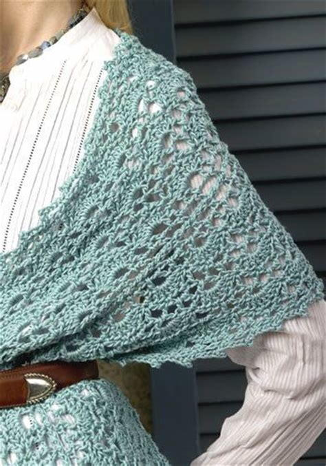 Summer Crochet Wrap Pattern