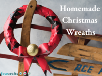 27 Homemade Christmas Wreaths