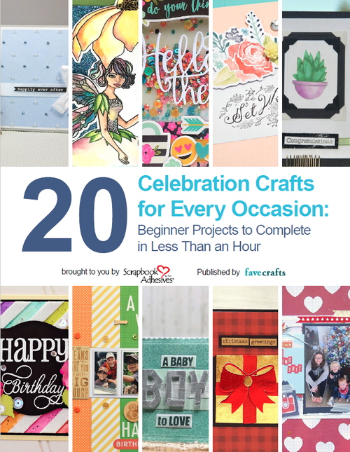 20 Celebration Crafts for Every Occasion