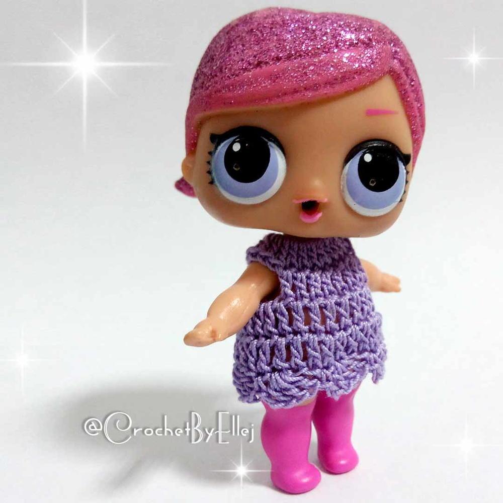 Amigurumi Lol Doll Free Crochet Pattern - Amigurumi Free Pic2re | 1000x1000