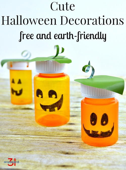 Cute Halloween Decorations for Free