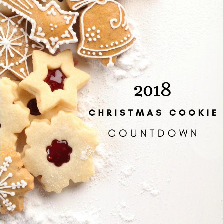 2018 Christmas Cookie Countdown Mrfood Com