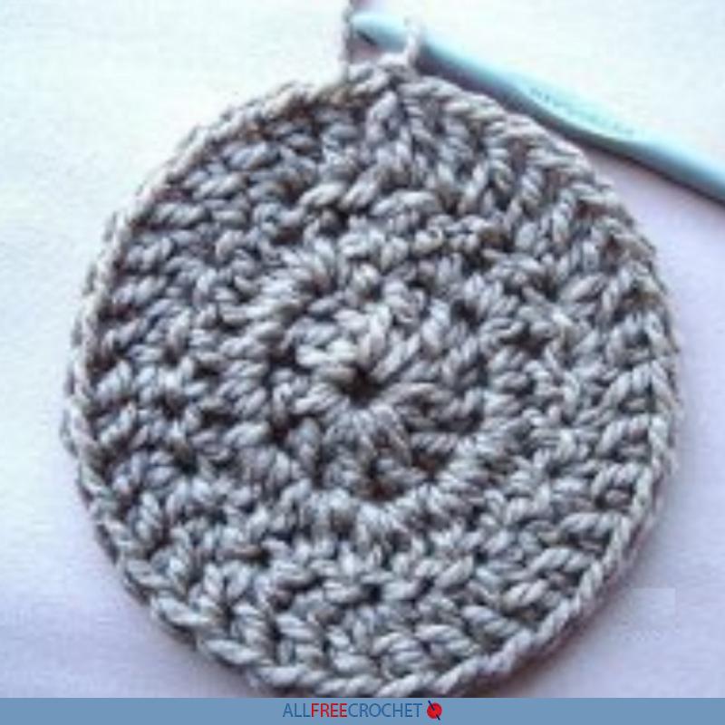 How to make a Crochet Magic Loop - Gathered   800x800