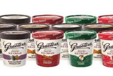 Graeter's Holiday Deluxe Gift Pack