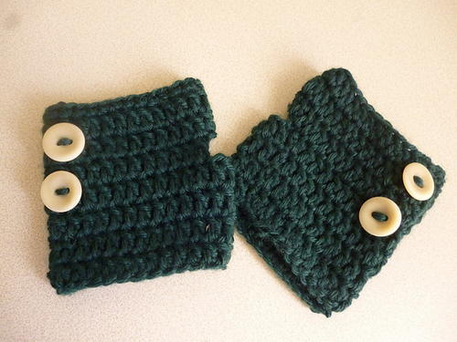 Fun and Marvelous Fingerless Mitts