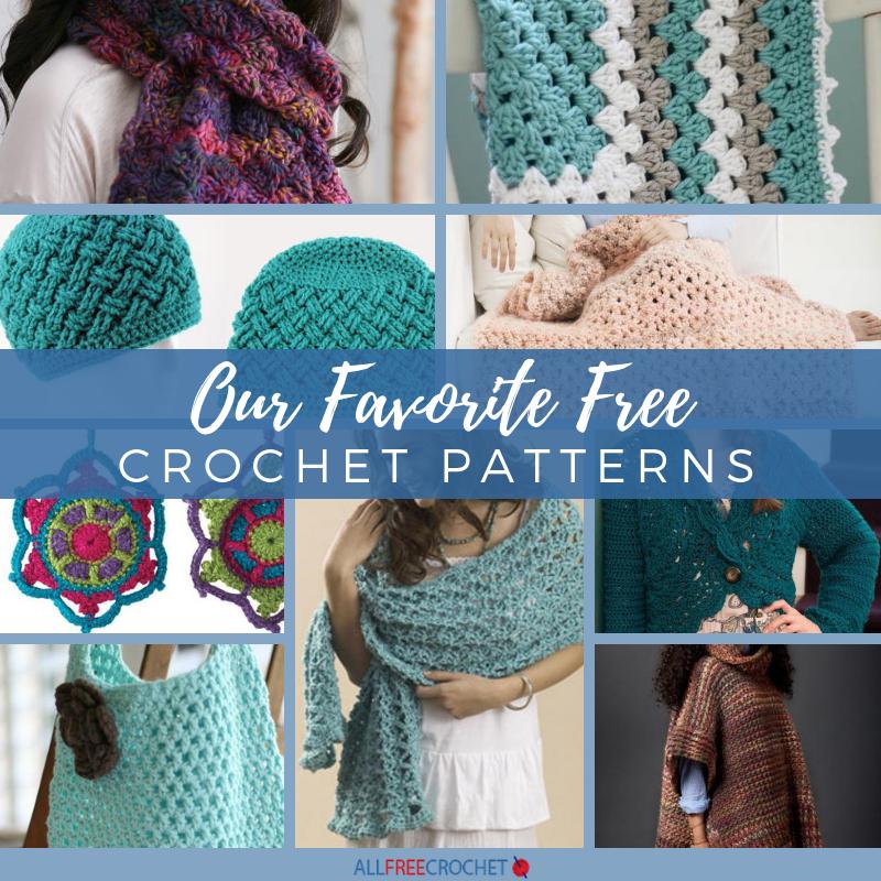 Our Favorite Free Crochet Patterns Of 2018 Allfreecrochet